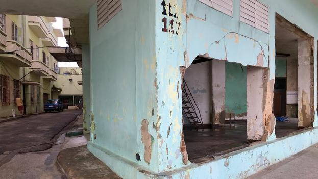 El huracán Irma dañó en torno al 4% del deficitario fondo habitacional de Cuba
