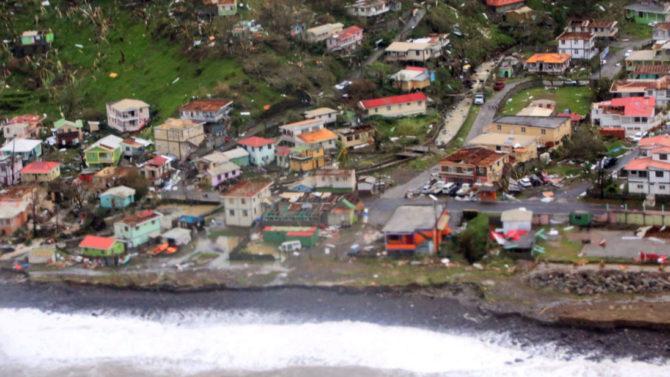 Cuba envía ayuda humanitaria a Dominica, Antigua y Barbuda