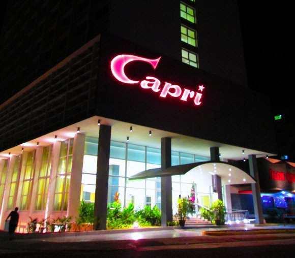 """Hotel Capri de La Habana bajo sospecha de EE.UU por presuntos """"ataques acústicos"""""""
