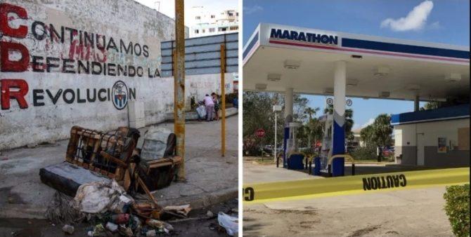 Increíble: el restablecimiento del servicio eléctrico va más rápido en La Habana que en Miami