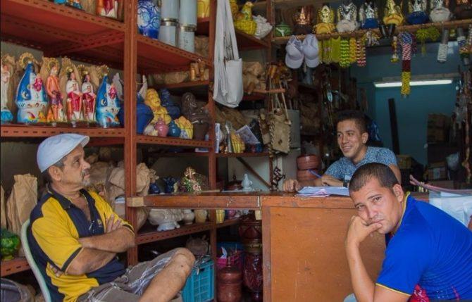 Irma que no pasó en la Habana Vieja