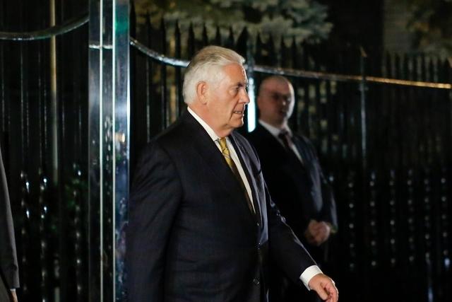 Tillerson y Rodríguez conversan sobre el 'ataque acústico' a diplomáticos