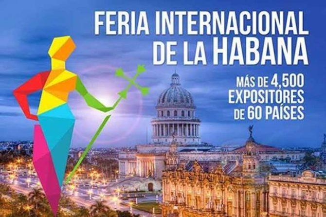 Feria de La Habana acogerá expositores de más de 60 países