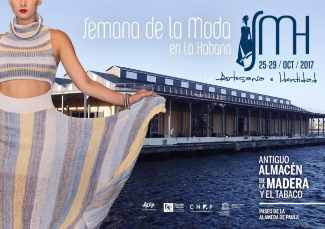 25-29 octubre la Semana de la Moda en La Habana