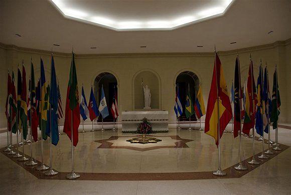 El Capitolio de La Habana abre al público la Tumba del Mambí Desconocido