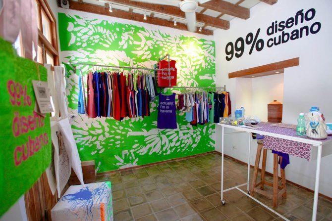 Clandestina ropa cubana debuta en las ventas por Internet
