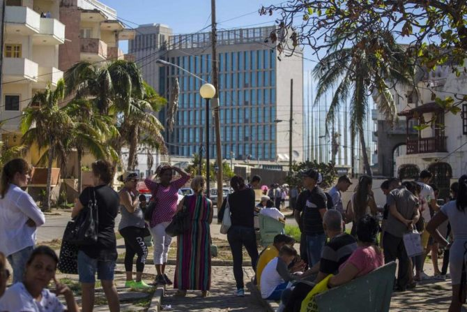 EEUU cancelará entrevistas de visa en La Habana y no devolverá el dinero