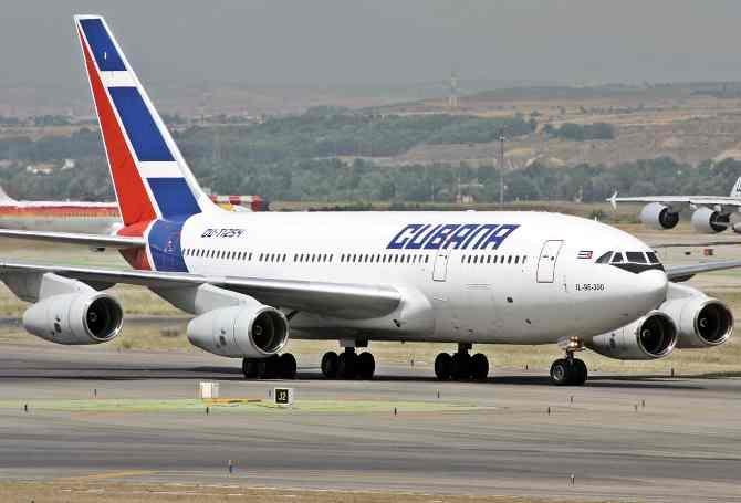 Moscú y La Habana negocian para reactivar los Il-96 de Cubana de Aviación