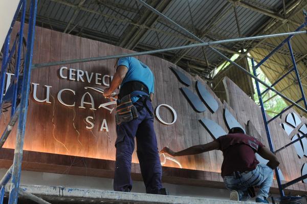 Alista Expocuba sus 25 pabellones para acoger Feria de La Habana