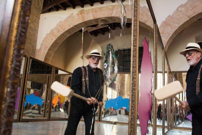 Museo de Bellas Artes de Cuba recibe donación de artista Michelangelo Pistoletto