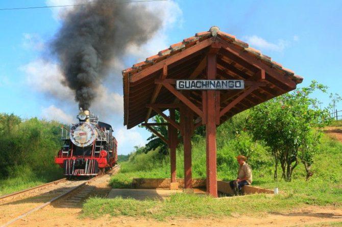 Aniversario 180 de la Unión de Ferrocarriles de Cuba