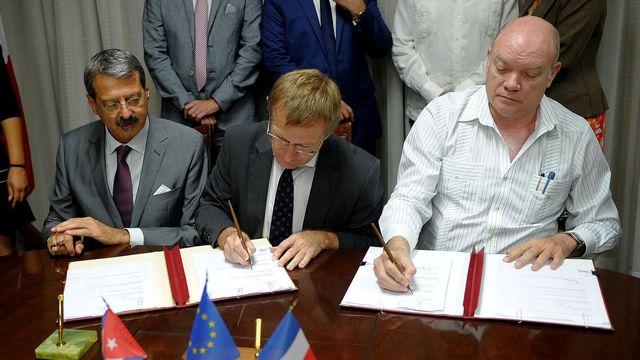 Internacionales Agencia francesa financiará proyecto ganadero en Cuba por 25 millones euros