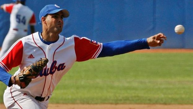 El lanzador Miguel Alfredo González muere en un accidente de tráfico en La Habana