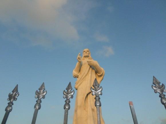 Declaran al Cristo de La Habana Monumento Nacional