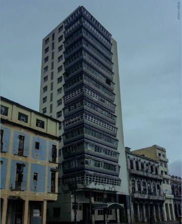 ¿Edificio de la muerte?