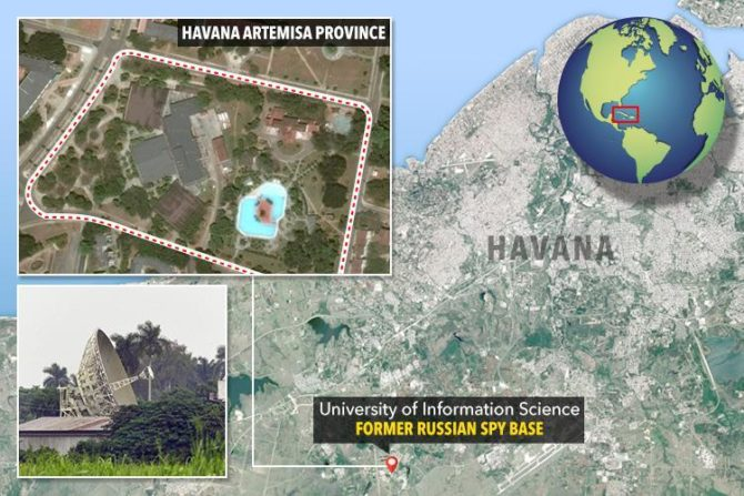 Moscú insiste en que está valorando restablecer su base militar en Cuba