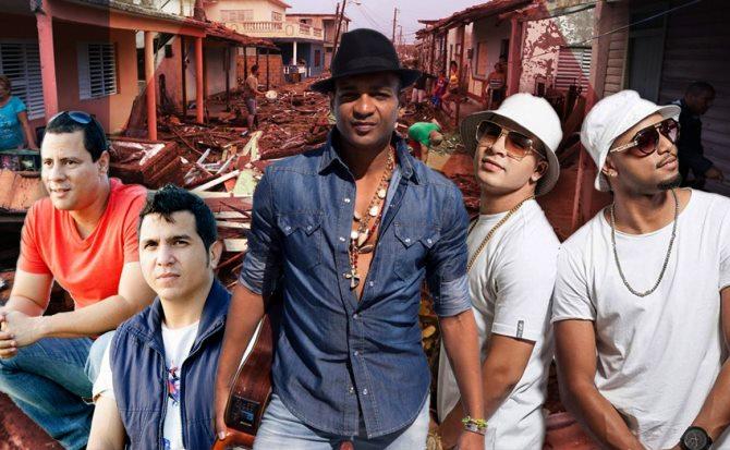 Cancelan el concierto de Yomil y El Dany por los damnificados del huracán Irma