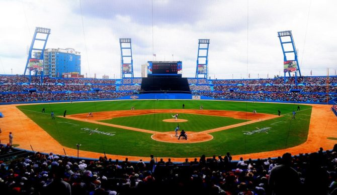 Nueva pizarra del estadio latinoamericano se instalará en diciembre