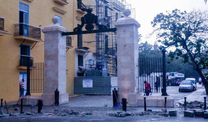 Inaugura Oficina del Historiador de la Ciudad obras patrimoniales