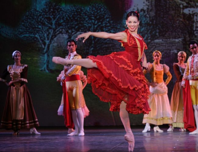 Ballet Nacional de Cuba este diciembre