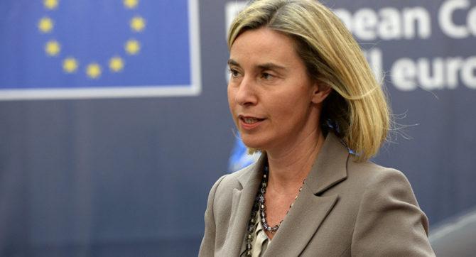 La jefa de la diplomacia europea viajará en enero a La Habana
