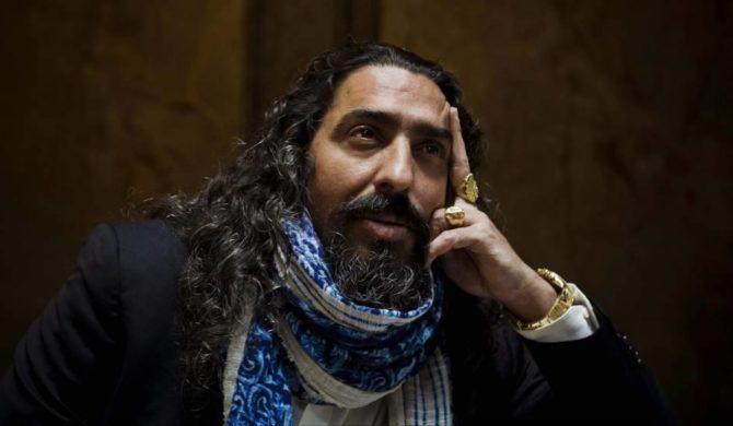 Diego el Cigala está en Cuba para presentar su documental