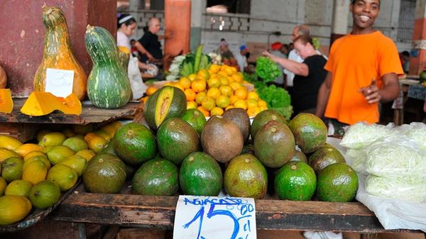 Cómo ser vegetariano en Cuba