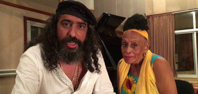 El Cigala, Omara Portuondo y Pancho Céspedes se presentan en La Habana