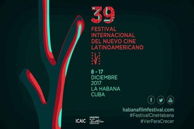 Inaugurado el 39 Festival de Cine de La Habana
