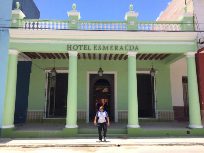 La mala racha de un hotel en Holguin