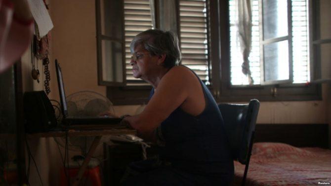 Llega el Nauta Hogar a Santiago de Cuba