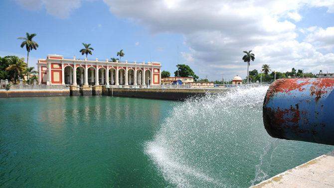 El acueducto de Albear cumple 125 años