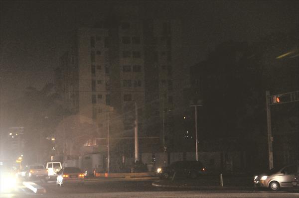 Nueve horas sin luz en siete municipios de La Habana