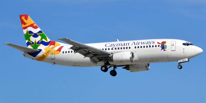 Cayman Airways se queja de una drástica reducción de sus vuelos entre La Habana y Miami