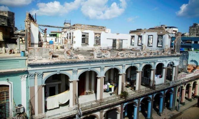 El turismo a Cuba cae golpeado por el huracán Irma y las restricciones de Trump