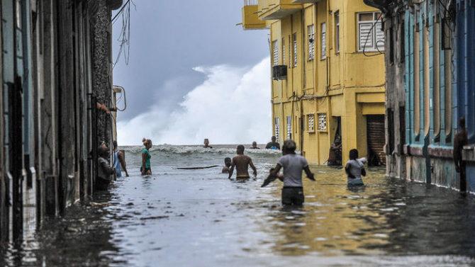 Cuba inicia un plan de 100 años para protegerse del cambio climático
