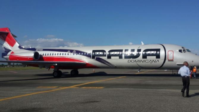 PAWA no podrá volar a La Habana por 90 días