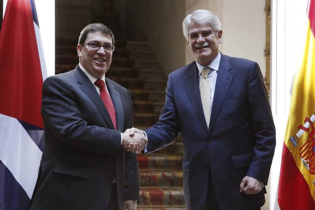 Madrid deja abierta la posibilidad de un viaje oficial 'de alto nivel' a La Habana