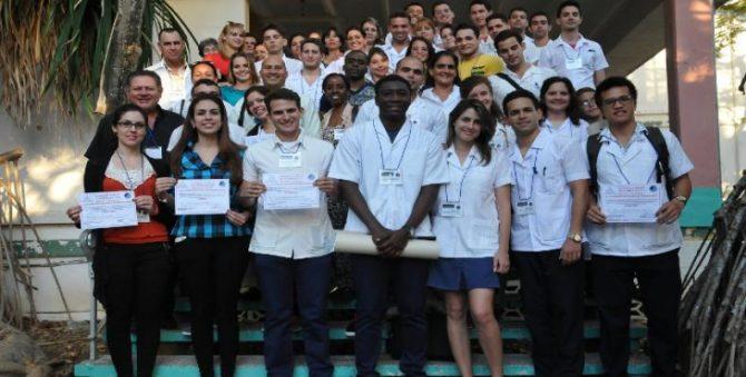 Arrancará este viernes en Cuba Olimpiada Nacional de Farmacología