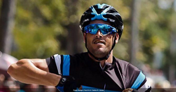 Fredy Buergo gana la etapa más larga del Clásico de Ciclismo