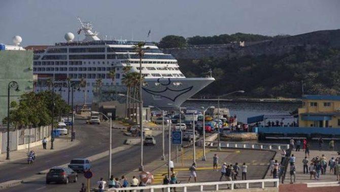 """""""Carnival"""" anunció 17 nuevas salidas a Cuba"""