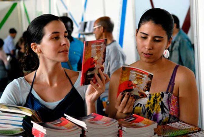 Abre hoy sus puertas la Feria del Libro de La Habana