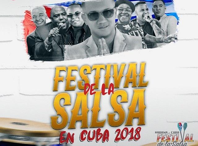 Festival de la Salsa en el Parque Metropolitano de La Habana