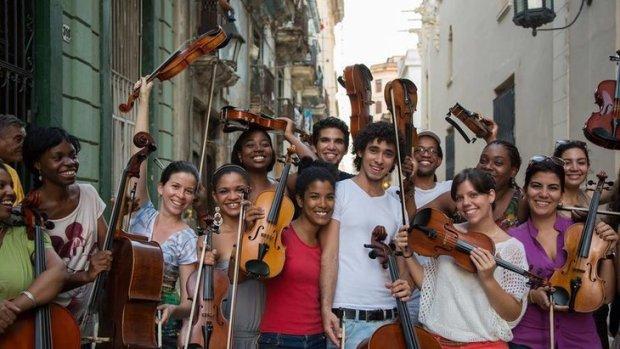 Ruta Mozart en la Habana Vieja