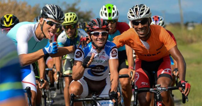 Arranca hoy desde Baracoa el Clásico Nacional de Ciclismo