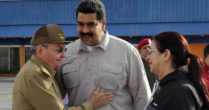 Cuba saca más dinero de Venezuela en 17 años que de la Unión Soviética en 30