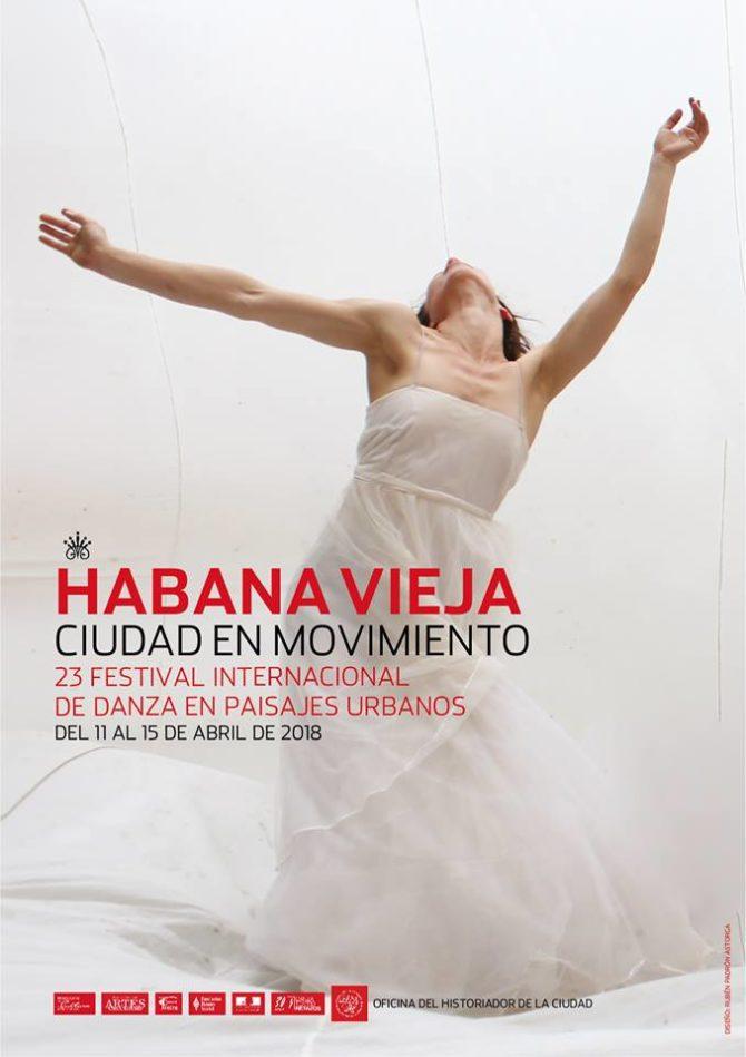 Anuncian Festival Internacional Habana Vieja: Ciudad en Movimiento