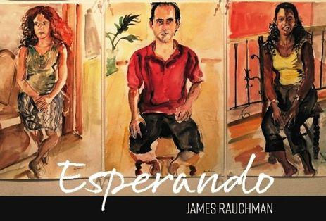 La eterna espera de los cubanos, captada por un pintor neoyorquino