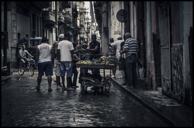 Cultivos en Cuba: cuando cojea la mesa