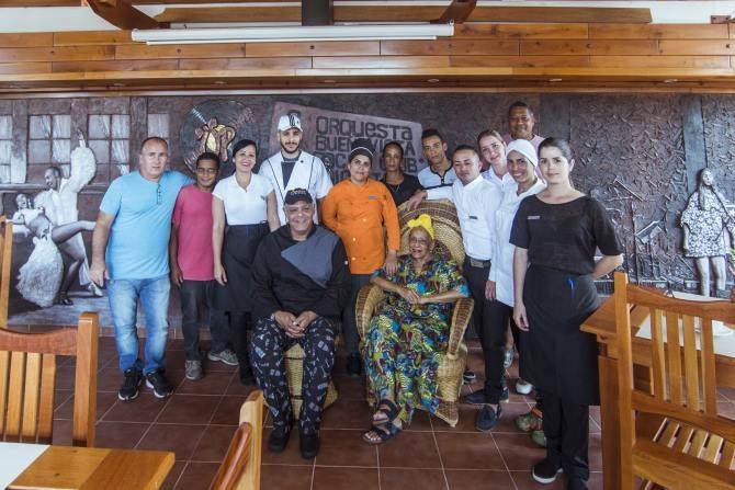 La Covacha: Una cita con Omara Portuondo
